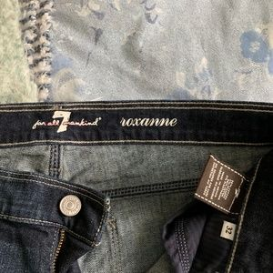 7 for Allmankind Roxanne Jeans